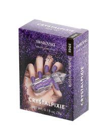 Swarovski  Pixie Edge - Purple Blossom
