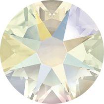 Swarovski Crystal Flatback Hotfix  2078- SS-34(7.1mm)-Crystal Shimmer(FP-144 Pcs.)
