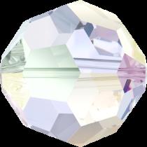 Swarovski ® Crystal 5000 Round Bead-6mm- Crystal AB
