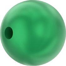 Swarovski  Pearls 5810 Round 6mm -Eden Green