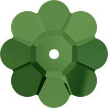 Swarovski MARGARITA Flower(3700)  -6 mm Fern Green
