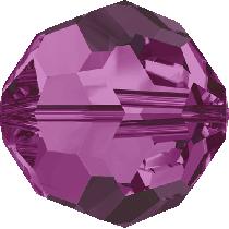 Swarovski Crystal Round (5000) Bead-10mm -Fuchsia