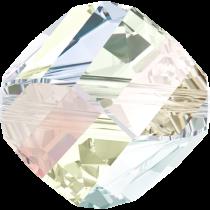 Swarovski Helix (5020) Bead -6mm -Crystal AB