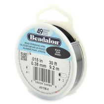 Beadalon-Beading Wire 49 Strand .015