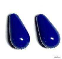 Preciosa® Crystal Nacre Navy Blue