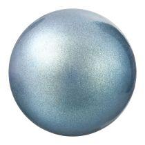 Preciosa® Round Pearl Pearlescent Blue