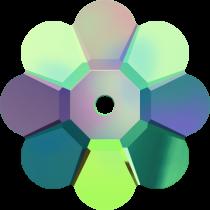 Swarovski MARGARITA Flower(3700)  -6mm Vitrail Medium