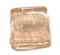 Foil Beads 25m Square- Light Peach Colour