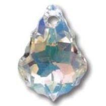 Swarovski  Baroque -22mm- Crystal AB