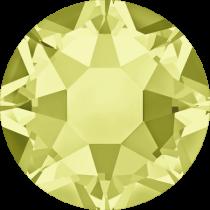 Swarovski 2028 Hotfix Diamante Flat Back Round SS-20 Jonquil
