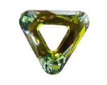 COSMIC TRIANGLES (4737) 20 MM Crystal Sahara