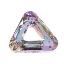 COSMIC TRIANGLES (4737) 20 MM Crystal Vitrail Light