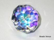 Swaovski Briolette Bead 5041 -18mm -Crystal AB