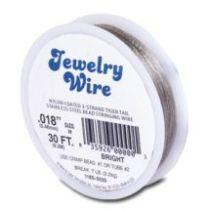 Beadalon Jewelry Wire/Tiger Tail -3 str./.012
