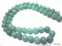 Amazonite Beads A Grade Round -8mm