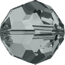 Swarovski  Round (5000) Bead-10mm -Black Diamond