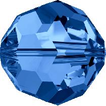 Swarovski Round -4mm Capri Blue
