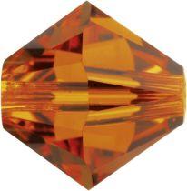 Swarovski Crystal Bicone 5328-4mm-Sun