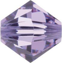 Swarovski Crystal Bicone 5328-4mm-Violet