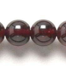 Garnet R-8 mm,Handcrafted size varies,16
