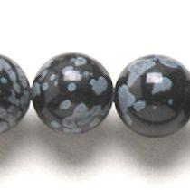 Obsidian snowflake R-10mm,App.16