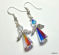 Christmas Earring Swarovski Crystal Kit-Artemis Crystal AB