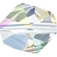 Swarovski Cosmic (5523) bead -12mm -Crystal AB