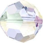 Swarovski Crystal Round (5000)Bead -10mm -Crystal AB
